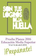 Prueba PLANEA Educación Media Superior 2016